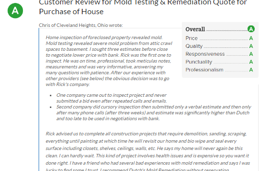Perfect Mold Remediation In Cleveland Heights, 44118